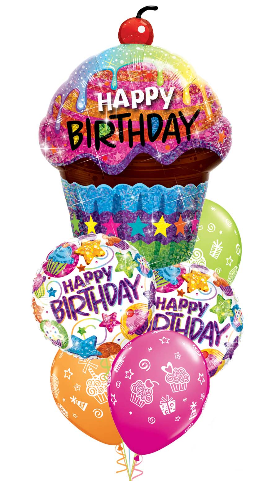 Get Well Birthday Thank You Congratulations Balloons Bouquets