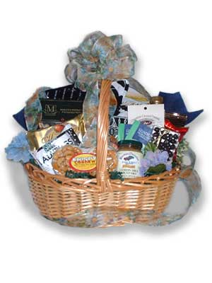 Munchie Basket Healthy Snacks Gifts Get Well Gift Sympathy Thank You New Baby Birthday Congratulations For Him And Her Baskets